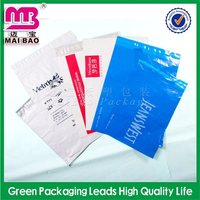 Top class ink printing wholesale cheap courier plastic bags