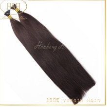 High Quality Cheap 100% Unprocessed Pre Braided Hair Extensions Peruvian brazilian I Tip Hair No Tangle No Shedding
