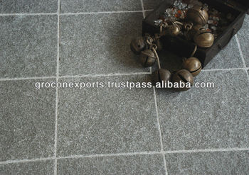 Grey Limestone Tiles & Slab