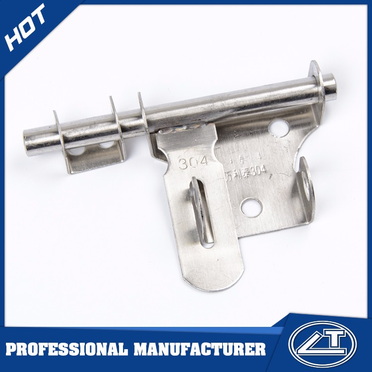 Stainless Steel Barrel Bolt T type Tower Bolt for Doors and Windows