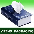 High quality customized tissue packaging box,luxury packaging tissue box,paper tissue box