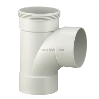 ERA AS/NZS 1260 Watermark Certificate PVC Tee Fittings 88 Degree Plain Junction F/F