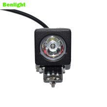 Off Road Working Lights Slim Led Work Light TPMS truck 10w