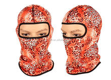6-in-1 Ski Face Mask Winter Thermal Scarf Fleece Face Cs Mask Multifunction winter hats