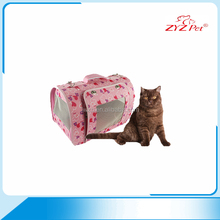 High Quality Convenient Portable Soft Sided Pet Carrier Breathe Freely Dog Carrier