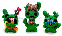 Manufacture collectible plant custom action figure