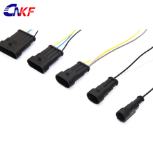 CNKF Auto connector Tyco AMP 1.5mm series wire harness