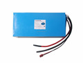 Top quality 18650 rechargeable 60v 30ah lithium ion battery pack for motorcycle
