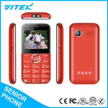 Alibaba 2017 Hot New Products Cheap Price 3 SIM elder easy use mobile phone Wholesale Supplier