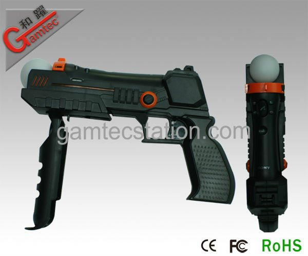 light gun shell for ps3 move shooting games