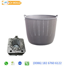 Plastic basket plastic injection moulding wood fruit crates