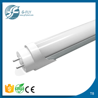 2 Years Warranty 1200mm T8 led tube 18w for workshop/hospital/warehouse lighting