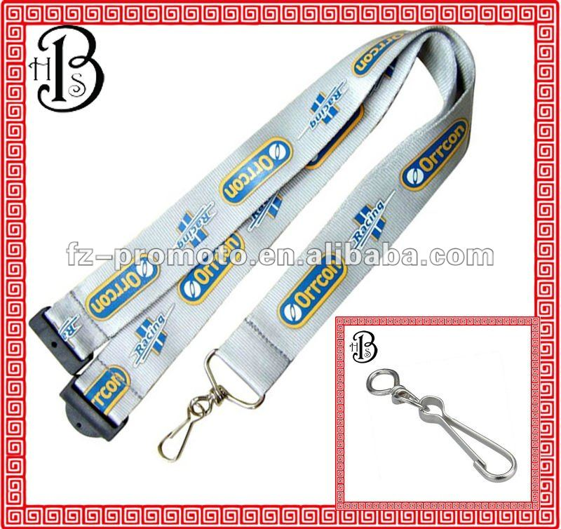 High Quality NFL Lanyard for Promotion