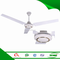 Amazing quality 48'' 56'' home appliance 30w power saving dc 12v ceiling mounted fan