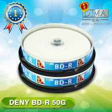 electronic raw material printable blue ray discs