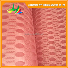CHINA JIANGSU 100% polyester 3D air mesh,mesh fabric eco friendly