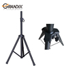 Hot sale height adjustable portable folding cheap speaker stands