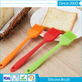 eco-friendly paoduct colourful multifunctional BBQ silicone cooking oil brush
