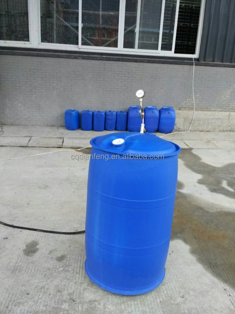 HDPE Plastic Chemical Drum double wall
