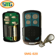 330mhz/433mhz SMC5326 8 Dip Switch Remote Control For Automatic Gates