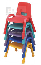 cheap price Children furniture kids stackable plastic chairs