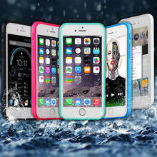 2016 Guangzhou wholesaler combo case for Iphone 7 water proof phone case