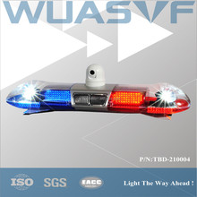 professional visible and audible warning light full kit for police veicles and cars