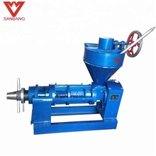6YL-95 oil press 150kg Good performance cold press oil extraction machine/hemp seed oil press