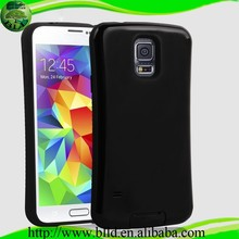 Shockproof With Kickstand PC TPU Hybrid Iface design mobile phone cases and covers for Samsung S5