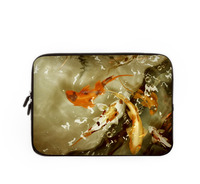 17 inch fishes pattern waterproof laptop cases creative laptop bags