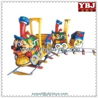 China New Design good quality electric train games