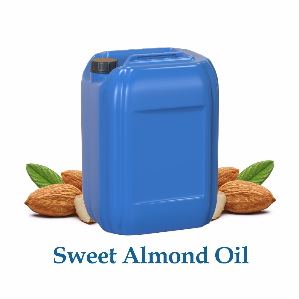 Private Label Carrier Oil Organic And Pure Sweet Almond Oil Extremely Nourishing and Moisturizing Price