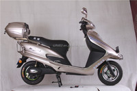 Classical 72V 20ah long range electric motorcycle with oil brake pedals
