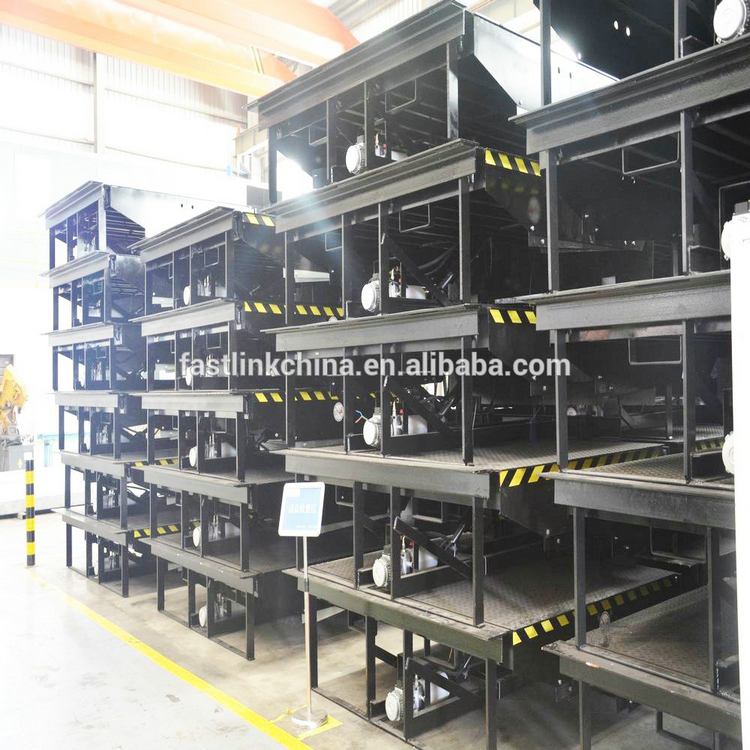 Hot sale residential dkl mechanical dock leveler bulk products from china