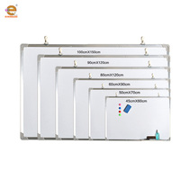 Customized small big sizes aluminium frame portable school office home magnetic whiteboard price