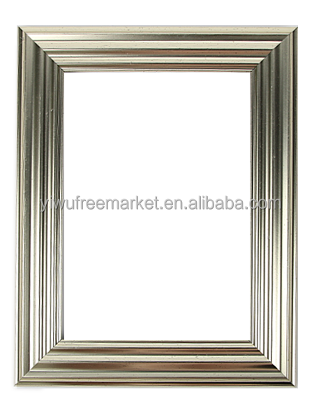 plastic antique picture frames for home decoration with cheapest price