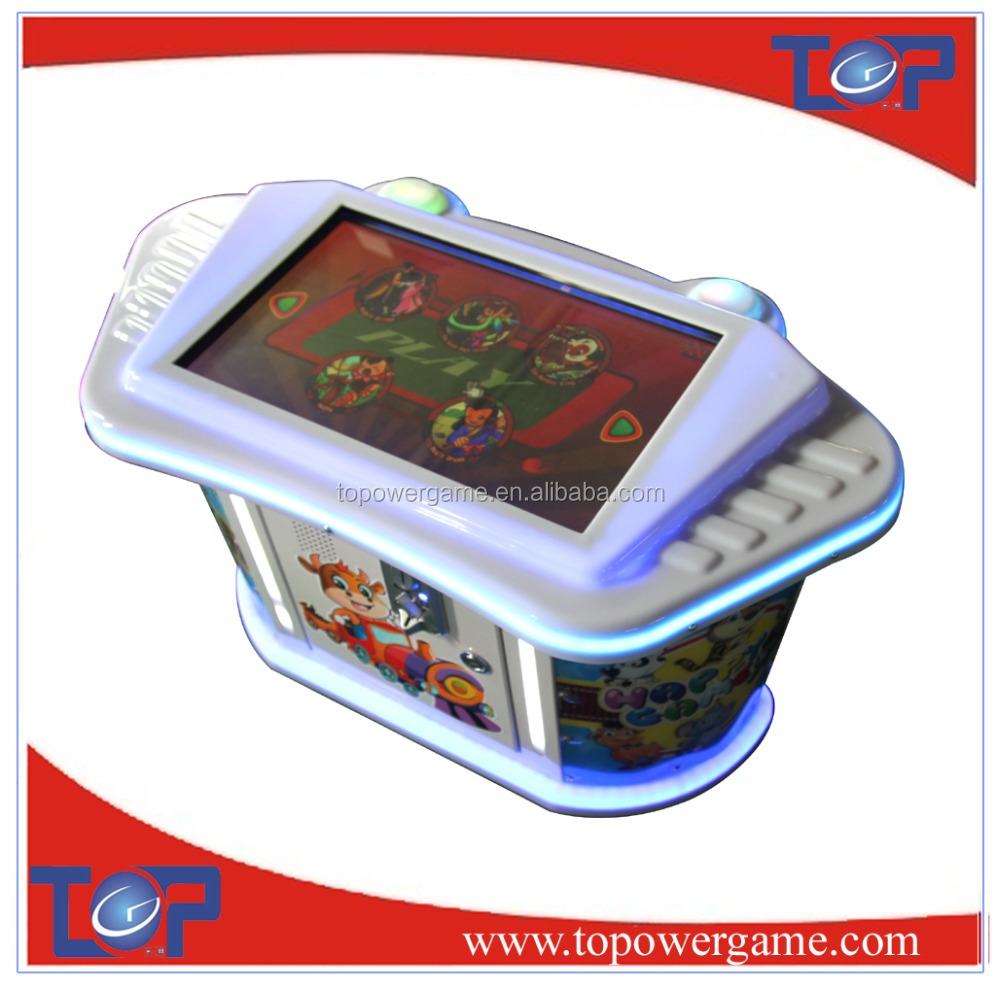 Hot saling mega touch game machine for playground