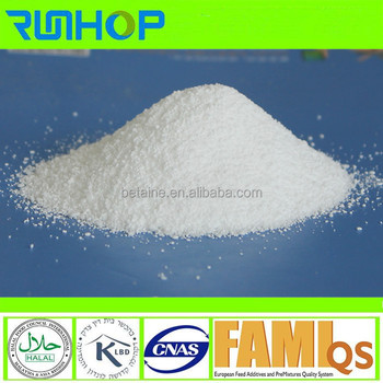 Runhop betaine anhydrous 99% cosmetic raw material