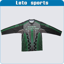 long sleeve motorcycle jersey motocross pants and jersey motocross shirt