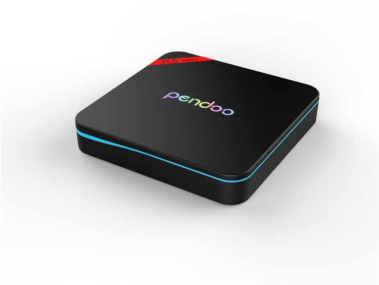 Pendoo X5 Pro RK3229 1G 8G TV Box octacore tv box android 6.0 rk3399 with certificate Android set top