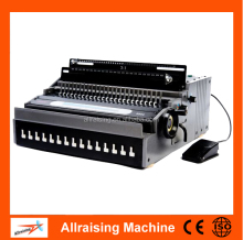Perfect Mini Binding Machine Manual Glue Binding Machine For Paper