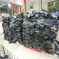 Pallets of used summer second hand clothing