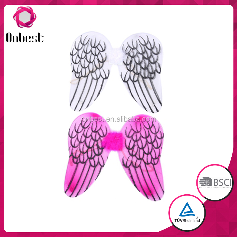 new style fairy wings wholesale angel wings with halo small angel wings for crafts
