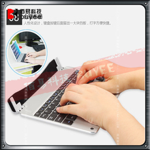 Ultra thin aluminium alloy bluetooth keyboard for iPad air,wireless keyboard for ipad air 2