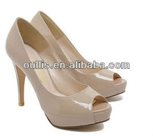 2013 women shoes high heel new model women sandals LM09