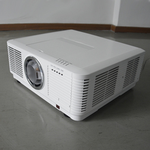 SINOSAL SINO-PL52 WUXGA 16000 lumens DLP duel Lamp projector full hd with lens changeable function for 3D video mapping
