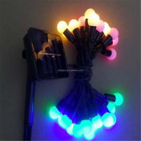 110V Factory Wholesale Battery Powered led string light