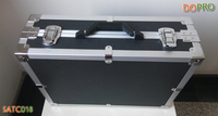 Srong structure heavy duty abs metal aluminum tool case
