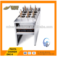 Restaurant kitchen equipment/electric pasta cooker for sale with low price and high quality