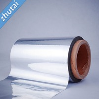 top quality laminated metallic polaroid film made in China